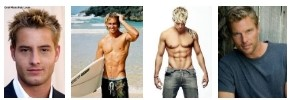 Top 100 Blue Eyes Blonde Hair Men