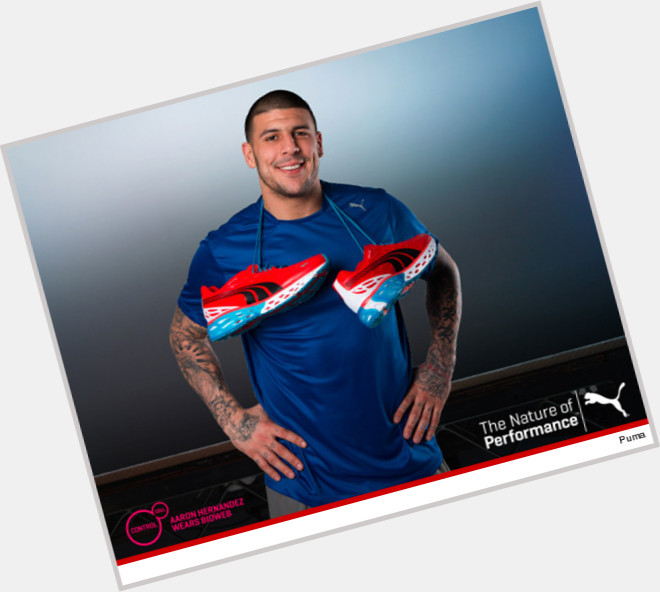 Aaron Hernandez Official Site For Man Crush Monday Mcm