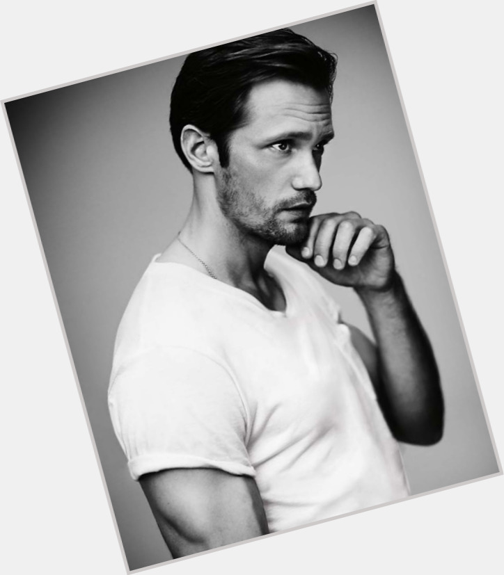 Alexander Skarsgard Official Site For Man Crush Monday