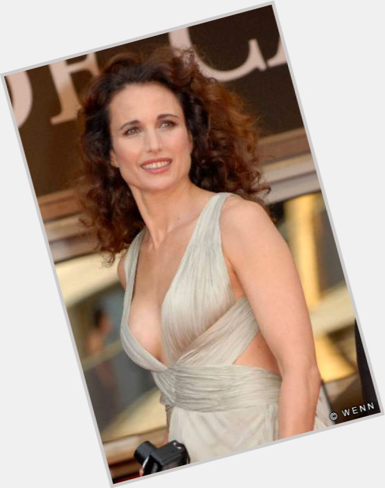 Andie Macdowell Official Woman Crush Wednesday Wcw