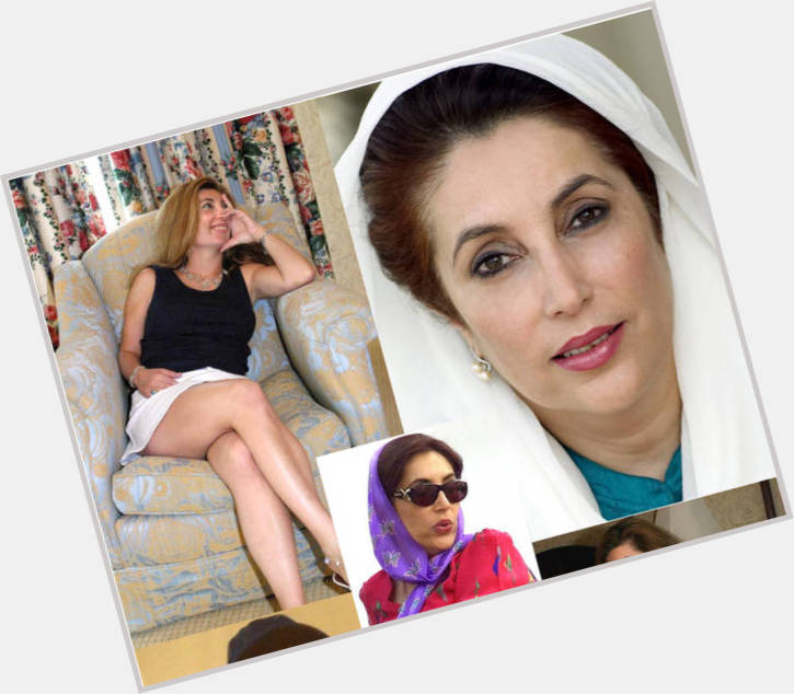 Can consult benazir bhutto hot agree