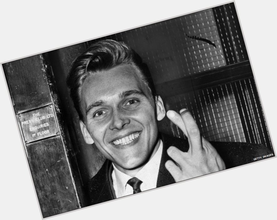 Billy Fury Official Site For Man Crush Monday Mcm