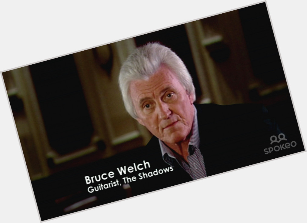 Bruce Welch: Official Site For Man Crush Monday #MCM