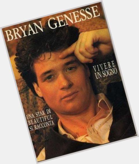 Bryan genesse shirtless