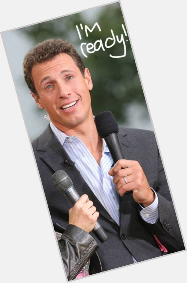Chris Cuomo Official Site For Man Crush Monday Mcm