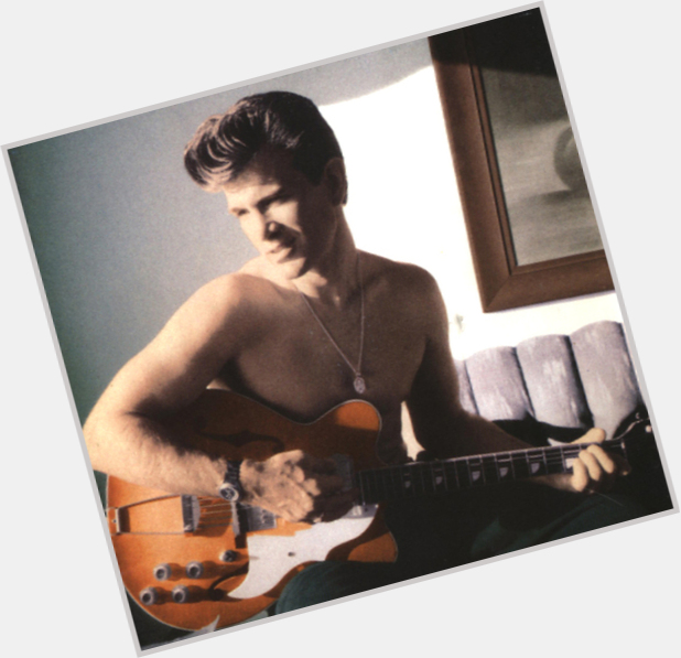 Chris Isaak Official Site For Man Crush Monday Mcm
