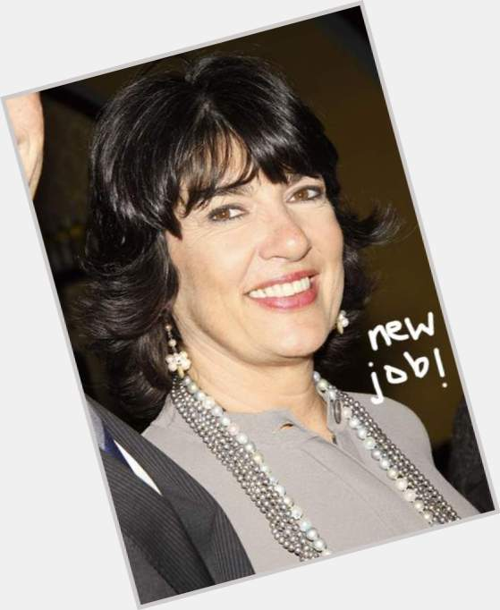 Christiane Amanpour Official Site For Woman Crush