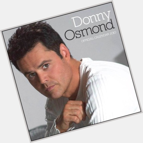 osmond men Buy donny and marie osmond band shirts for men m: shop top fashion brands t-shirts at amazoncom free delivery and returns possible on eligible purchases.
