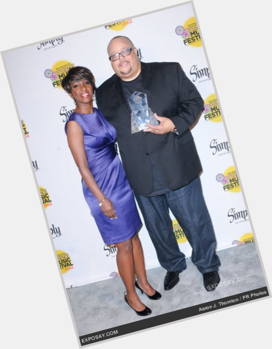 Is Fred Hammond Dating Ericka Warren