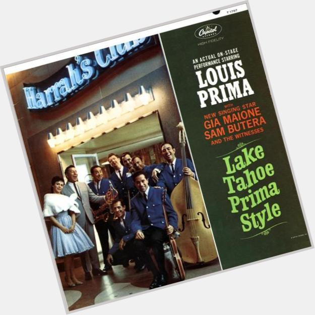 gia maione dating Louis prima with gia maione, sam butera and the witnesses - lake tahoe prima style - capitol - usa.