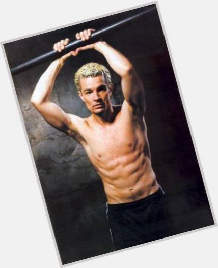 James Marsters Official Site For Man Crush Monday Mcm