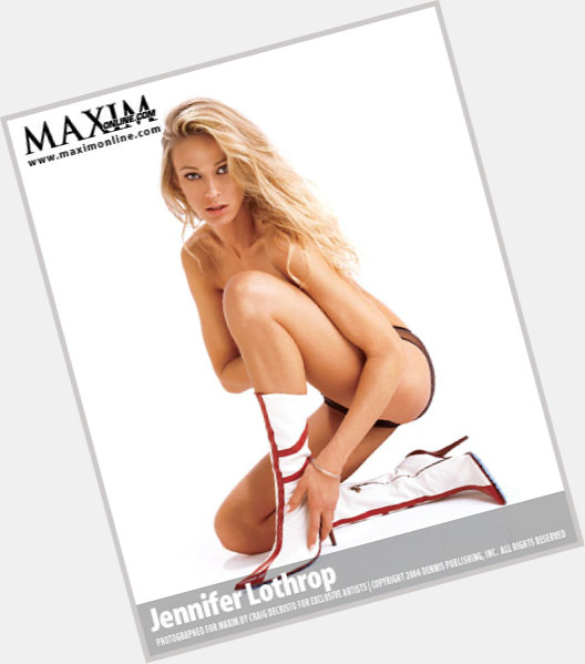 Jennifer lothrop nude maxim