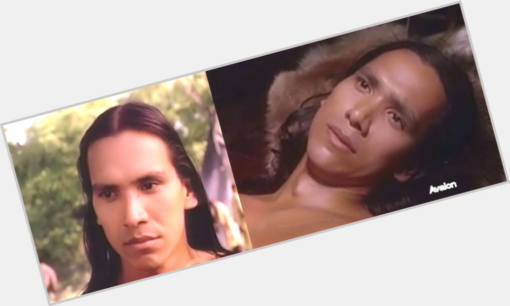 Michael Greyeyes Official Site For Man Crush Monday Mcm