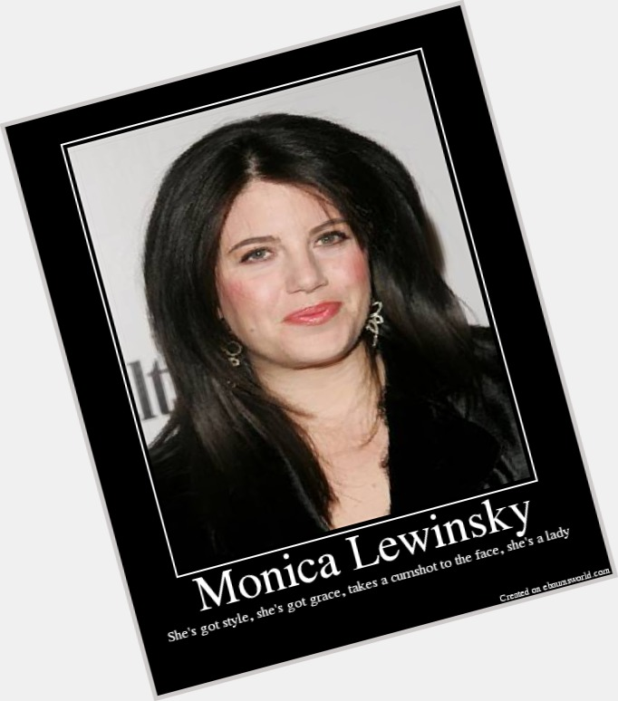 Monica Lewinsky | Official Site for Woman Crush Wednesday #WCW: www.mancrushes.com/hot-women/monica-lewinsky/is-she-married-hot...