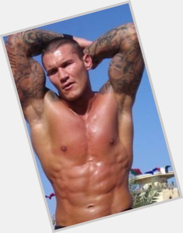 Randy Orton Official Site For Man Crush Monday Mcm