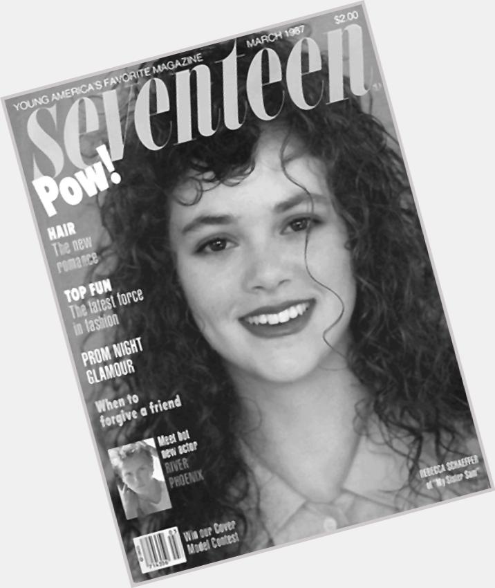 Rebecca Schaeffer Official Site For Woman Crush