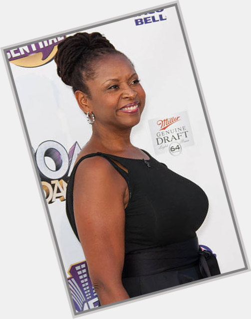 Naked Robin Quivers in The Howard Stern Show