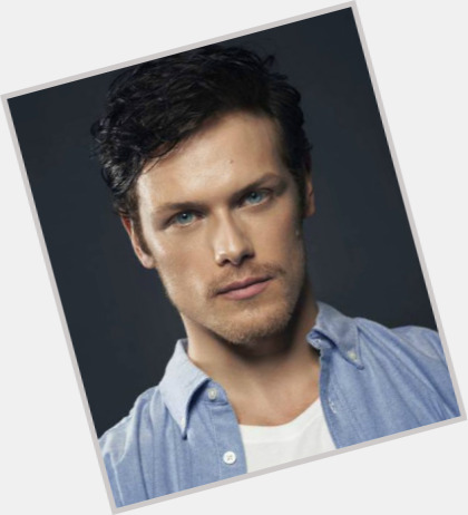 Sam Heughan Official Site For Man Crush Monday Mcm