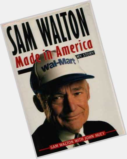 sam walton one of uss all The walton family foundation continues a philanthropic vision begun by  walmart founders sam and helen walton the foundation  collaboration  between the us and mexico produced a good deal for the river and its people  learn more.