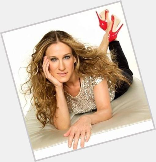 Sarah jessica parker blonde hair