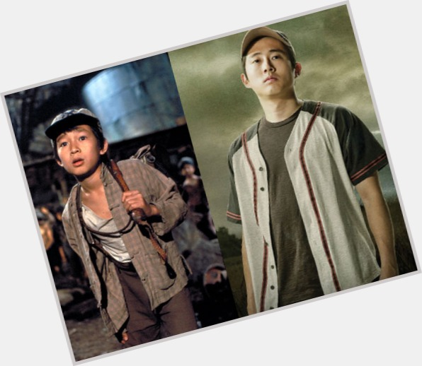 Steven Yeun Official Site For Man Crush Monday Mcm