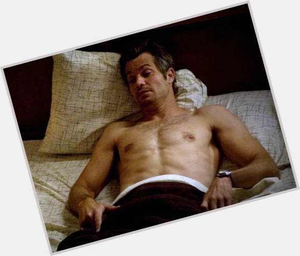 Timothy Olyphant Official Site For Man Crush Monday Mcm