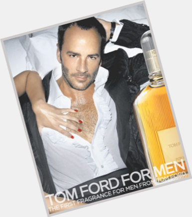 Tom Ford Already Has Official Website