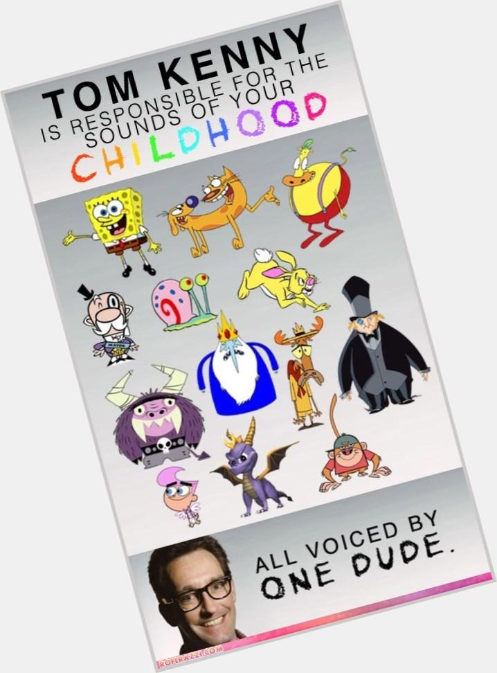 tom kenny spongebob gay