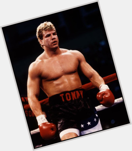 Tommy Morrison Official Site For Man Crush Monday Mcm