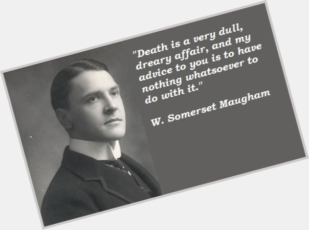 w somerset maugham an official position Buy full audiobook: william somerset maugham (1874 - 1965), novelist, playwright, short-story writer, and the highest paid author in the world in.
