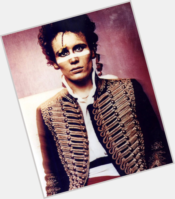 Adam Ant Official Site For Man Crush Monday Mcm Woman