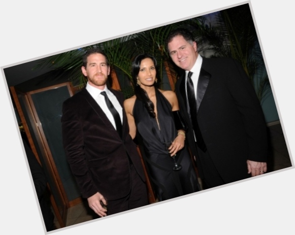 padma lakshmi and adam dell relationship