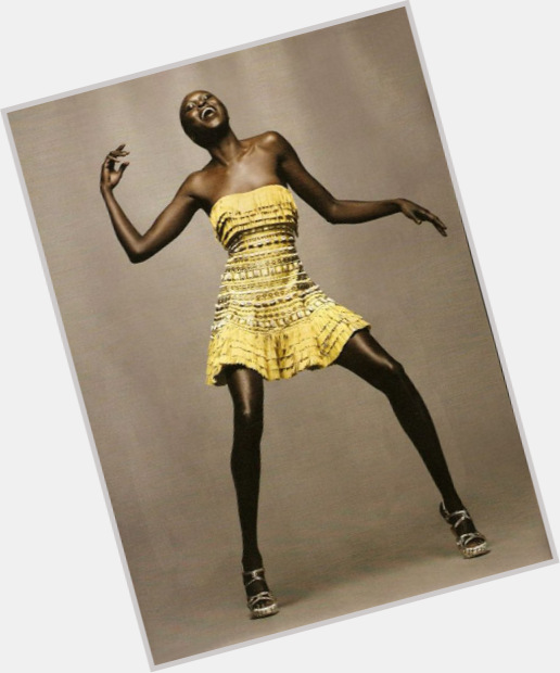 alek wek official site for woman crush wednesday wcw