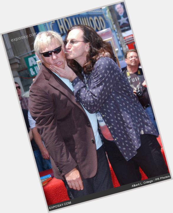 Alex Lifeson Official Site For Man Crush Monday Mcm