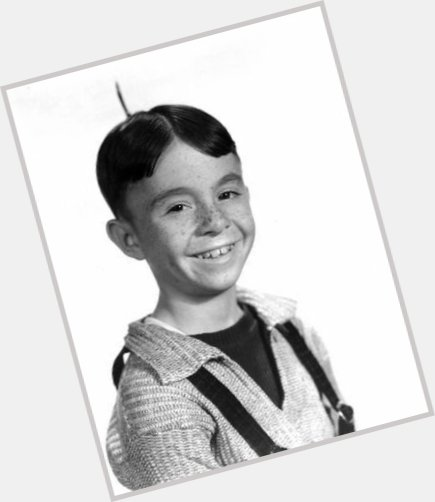 Carl Alfalfa Switzer Official Site For Man Crush Monday
