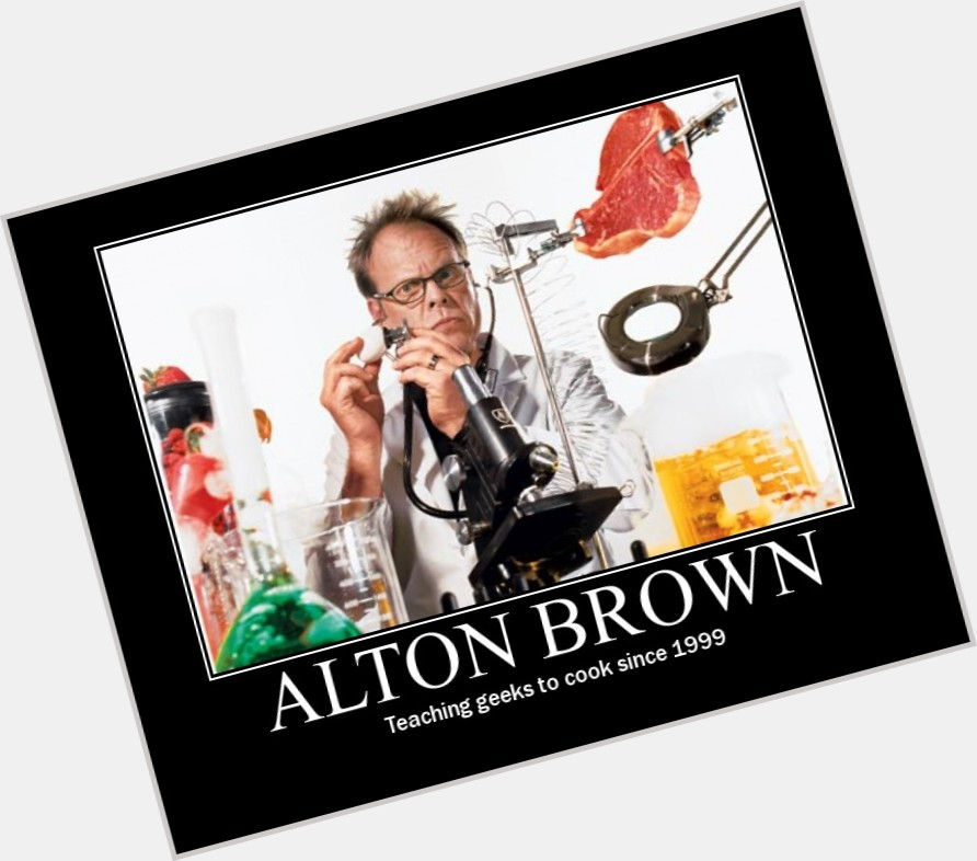 Alton Brown | Official Site for Man Crush Monday #MCM ...
