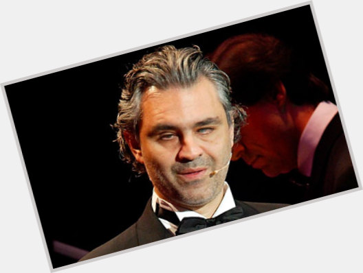 from Ares andrea bocelli is he gay