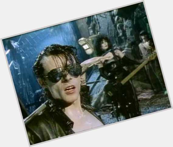 Andrew Eldritch Official Site For Man Crush Monday Mcm