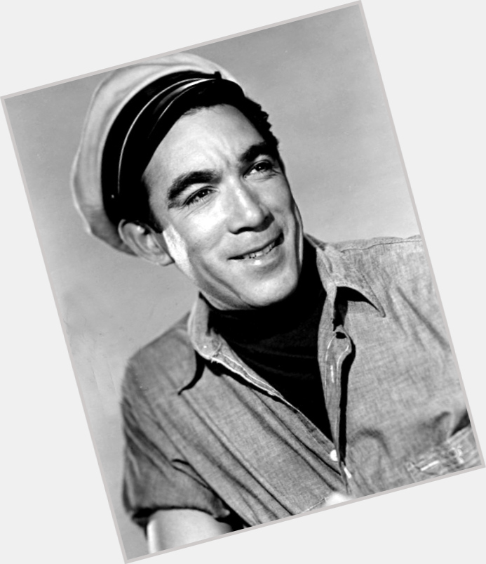 Anthony Quinn | Official Site for Man Crush Monday #MCM ...