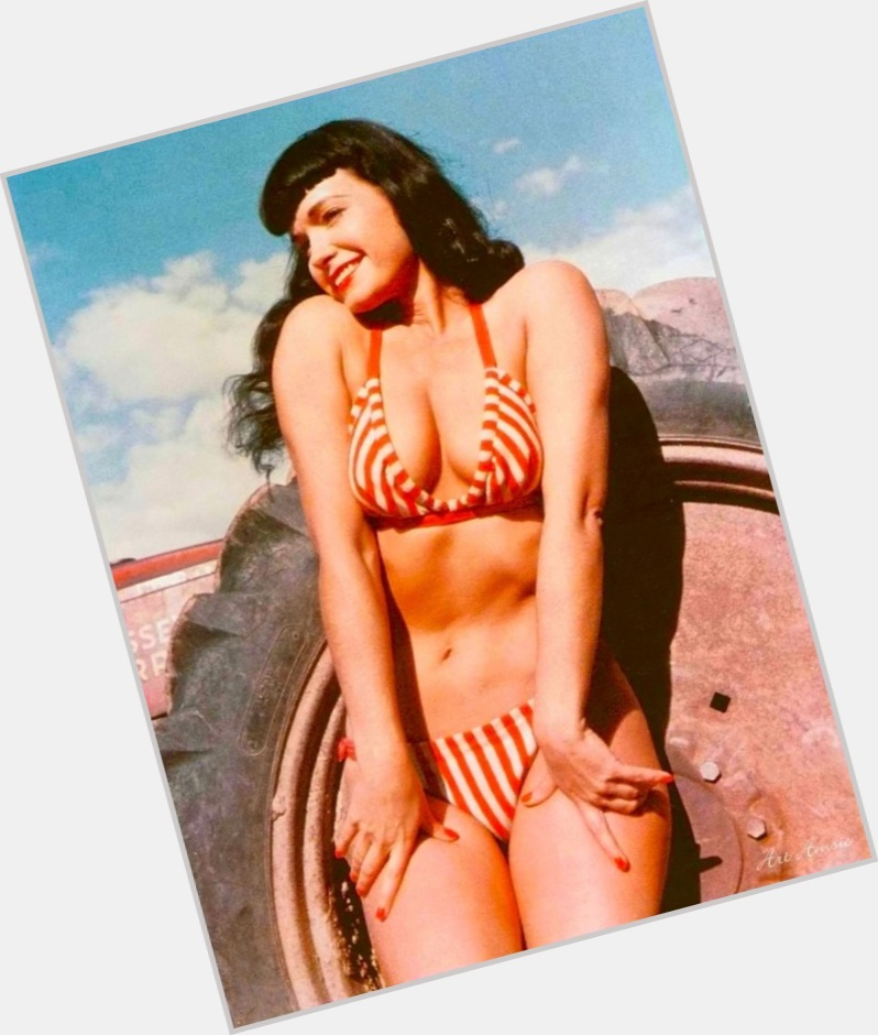 Bettie Page Official Site For Woman Crush Wednesday Wcw