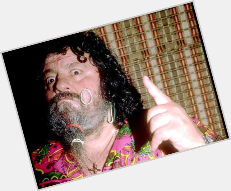 Captain Lou Albano Official Site For Man Crush Monday