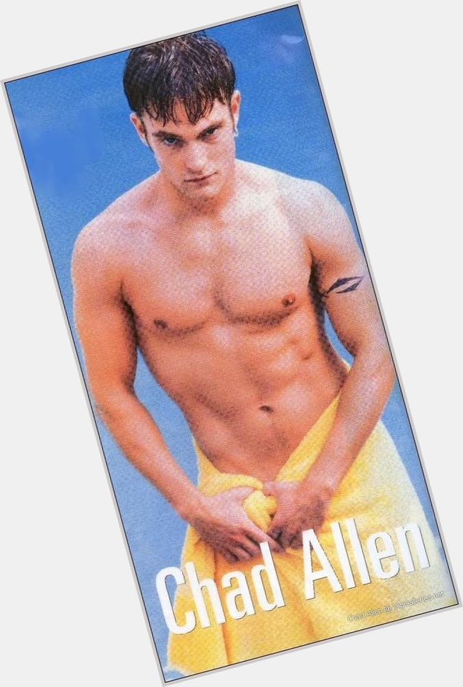 from Zaiden actor allen chad gay