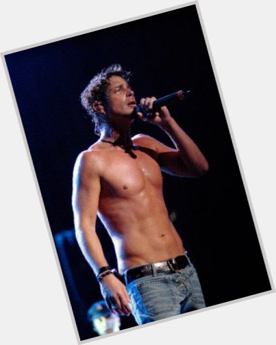 Chris Cornell Official Site For Man Crush Monday Mcm