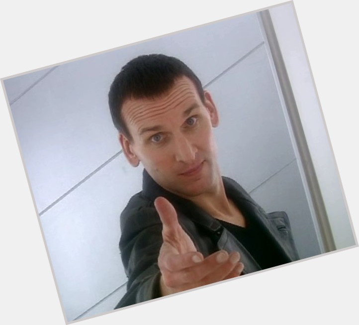 Christopher Eccleston Official Site For Man Crush Monday