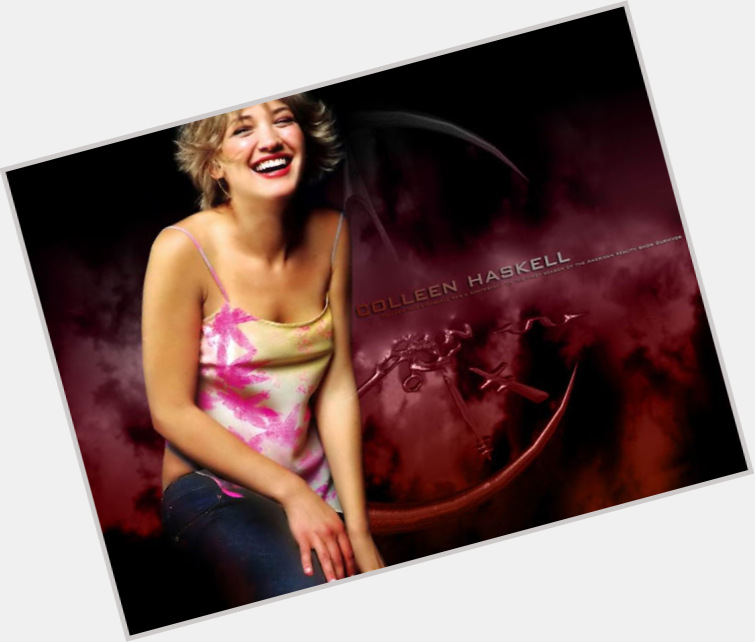 Colleen Haskell Official Site For Woman Crush Wednesday Wcw
