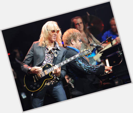 Davey Johnstone Official Site For Man Crush Monday Mcm