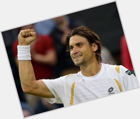 David Ferrer Official Site For Man Crush Monday Mcm