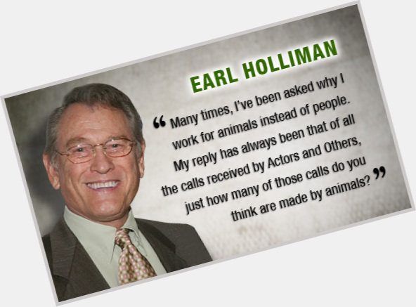 Earl Holliman Official Site For Man Crush Monday Mcm