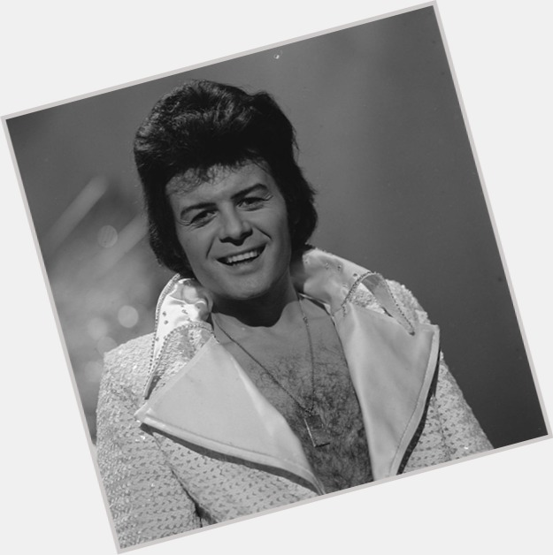 Gary Glitter Official Site For Man Crush Monday Mcm