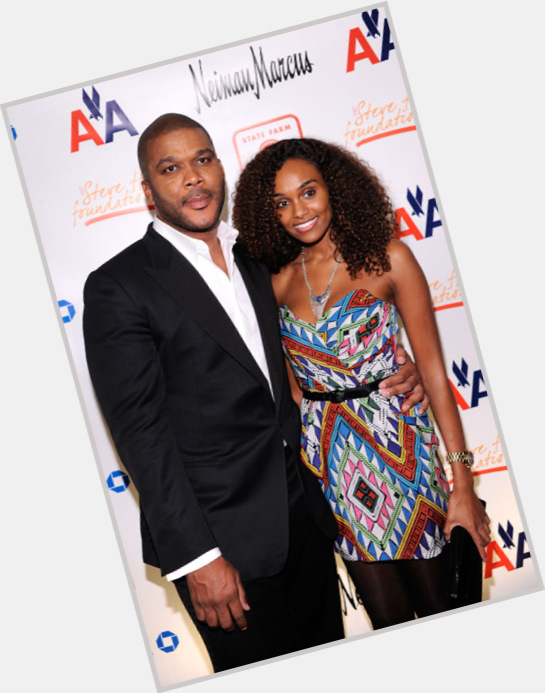 who is tyler perry dating right now